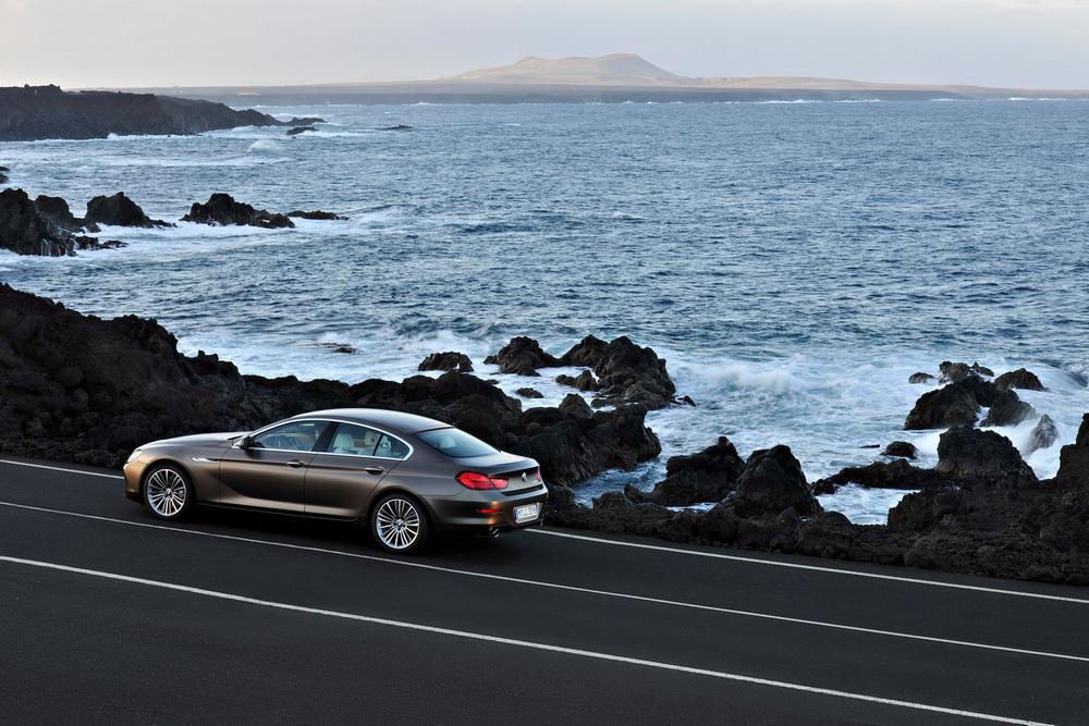 BMW Gran Coupe  № 1096959  скачать