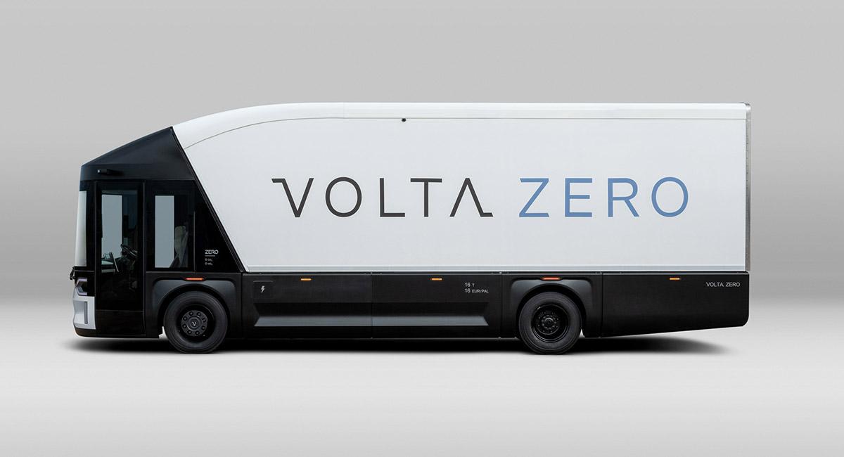 Volta Trucks: электрогрузовики будут выпускать вАвстрии