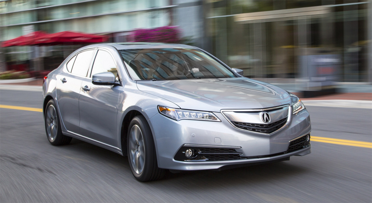ACURA TLX 3,5 AT AWD ADVANCE, отзыв владельца: Никита Ситников