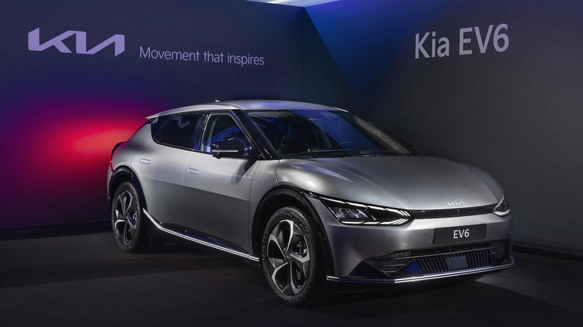 Kia EV6: Дожить до весны