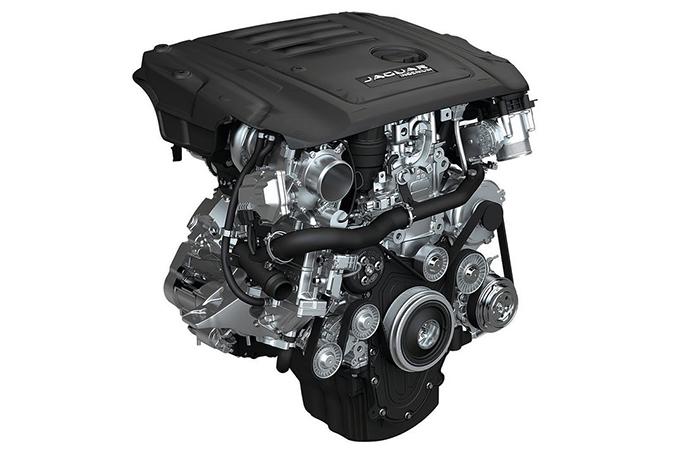 Новый 2-литровый 4-цилиндровый двигатель