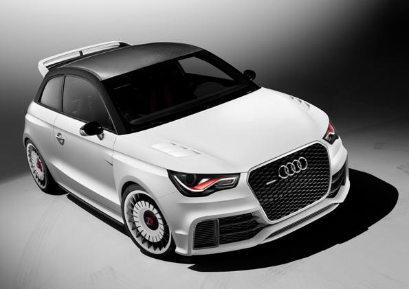 Audi a1 clubsport quattro price