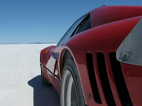 Экстремальная Ferrari претендует на рекорд Нюрбургринга 29