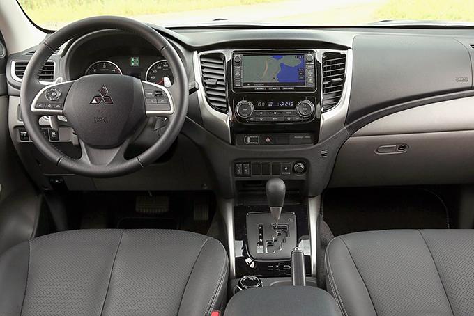 Mitsubishi L200 2,4DI-D HP: Чем дороже, тем выгоднее