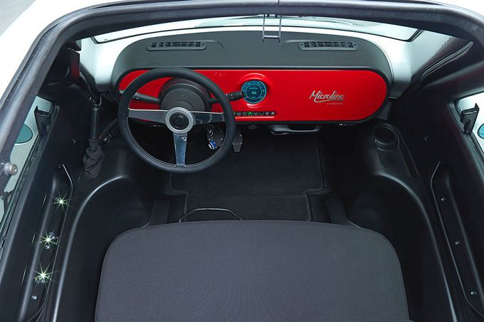 Презентован электромобиль Microlino— реинкарнация микрокара БМВ Isetta