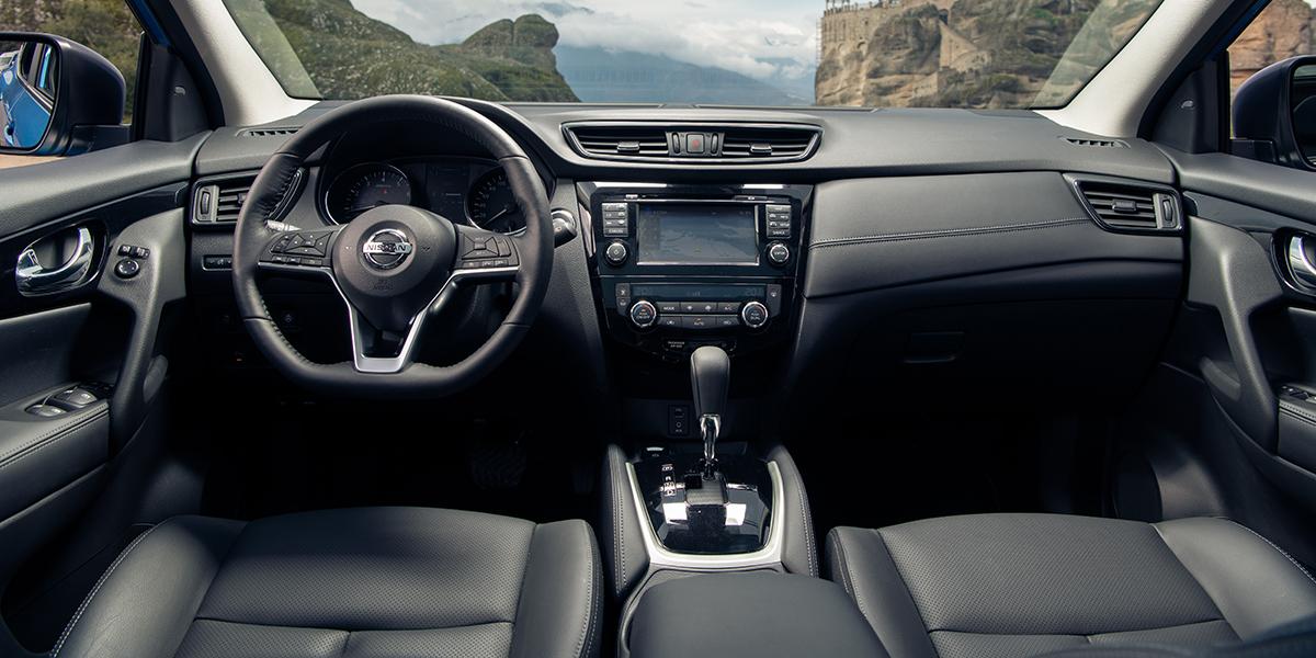 Nissan Qashqai после рестайлинга: Тише, умнее, симпатичней