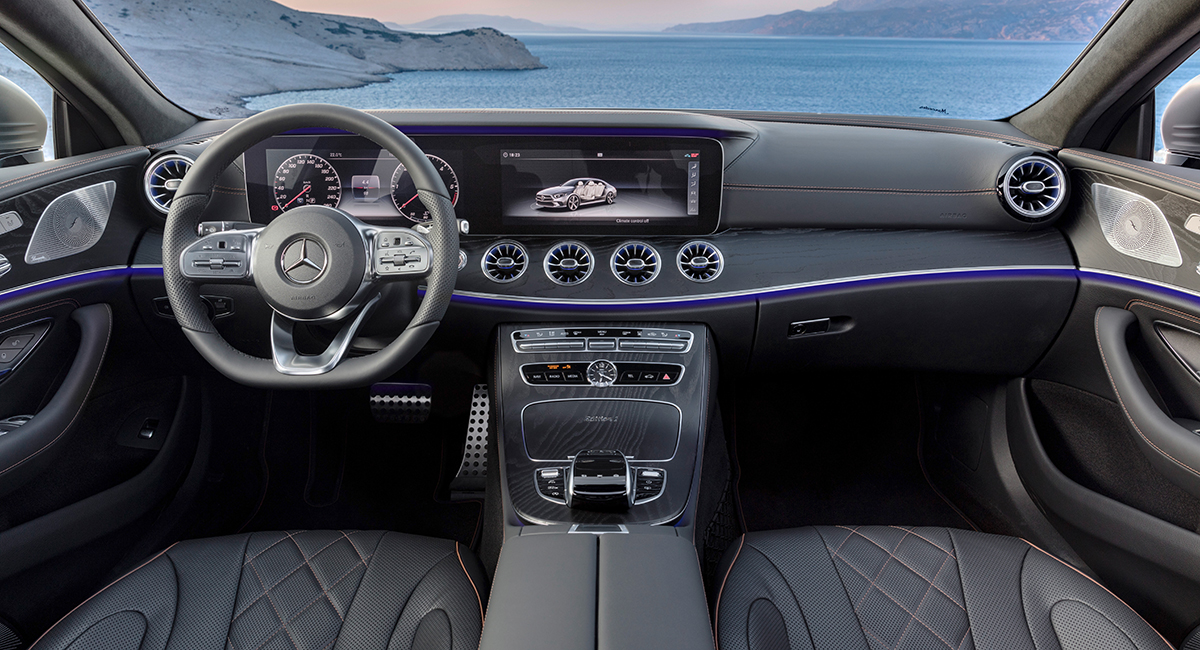 Mercedes-Benz CLS new
