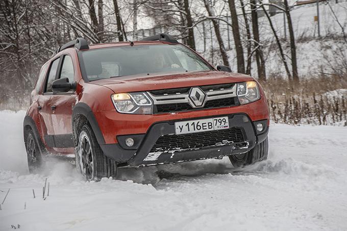 Renault Duster 1,5dci 6МT Dakar: Выгоден ли дизель?