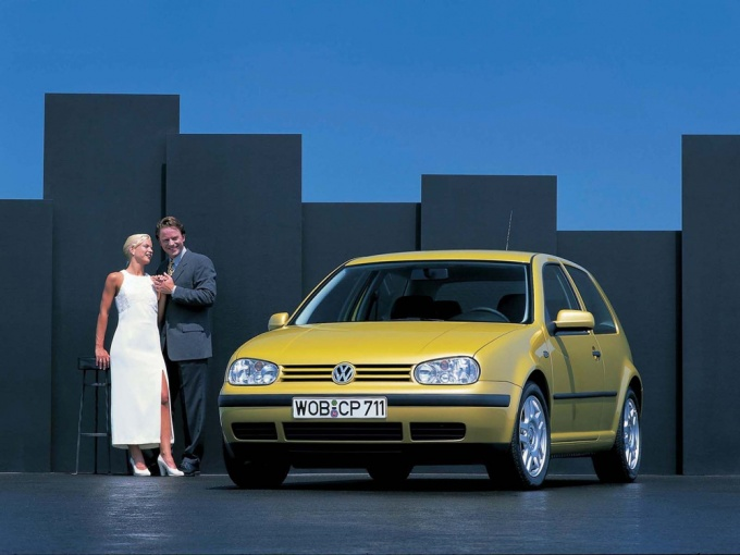 VW Golf IV (1997-2003)