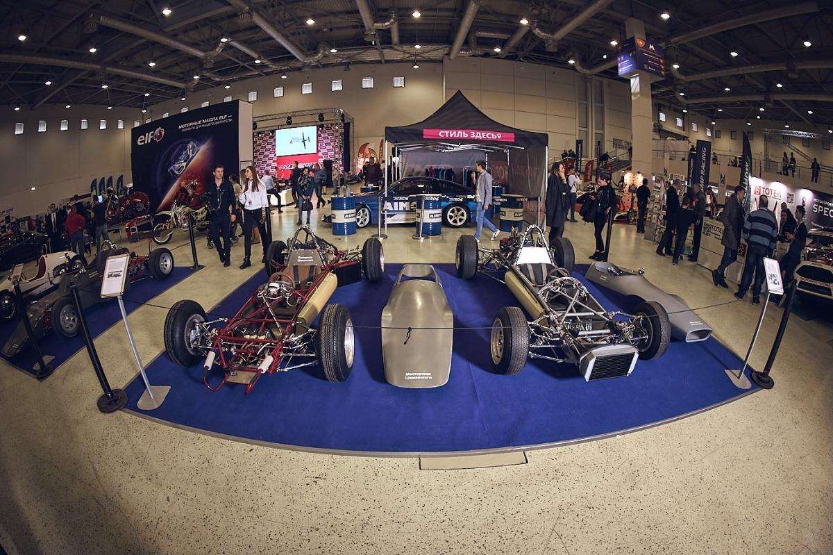 Motorsport Expo 2019 9 и 10 марта в Экспоцентре