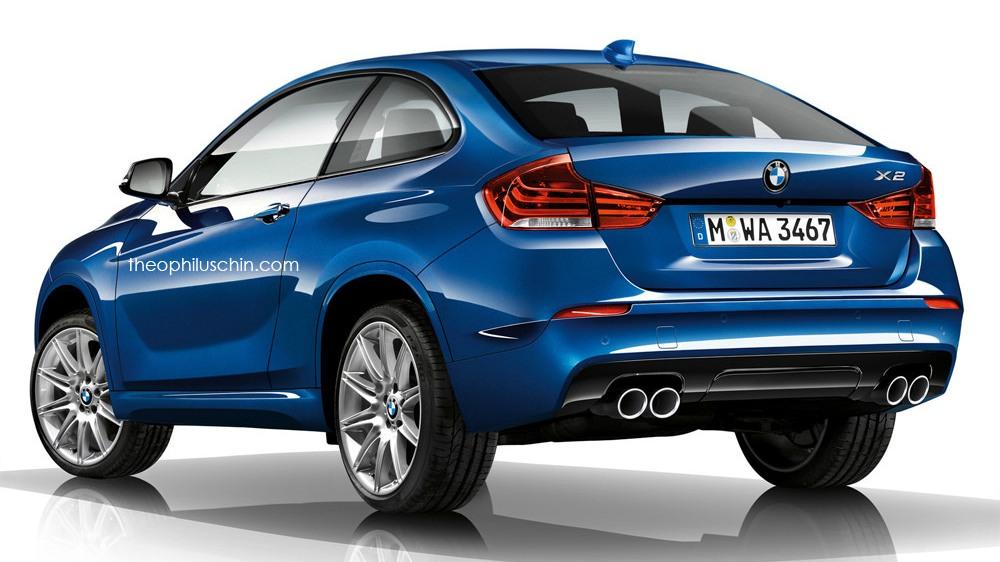 Новый BMW X2 возьмет от Х1 не только платформу UKL и силовые агрегаты, но и кузов!