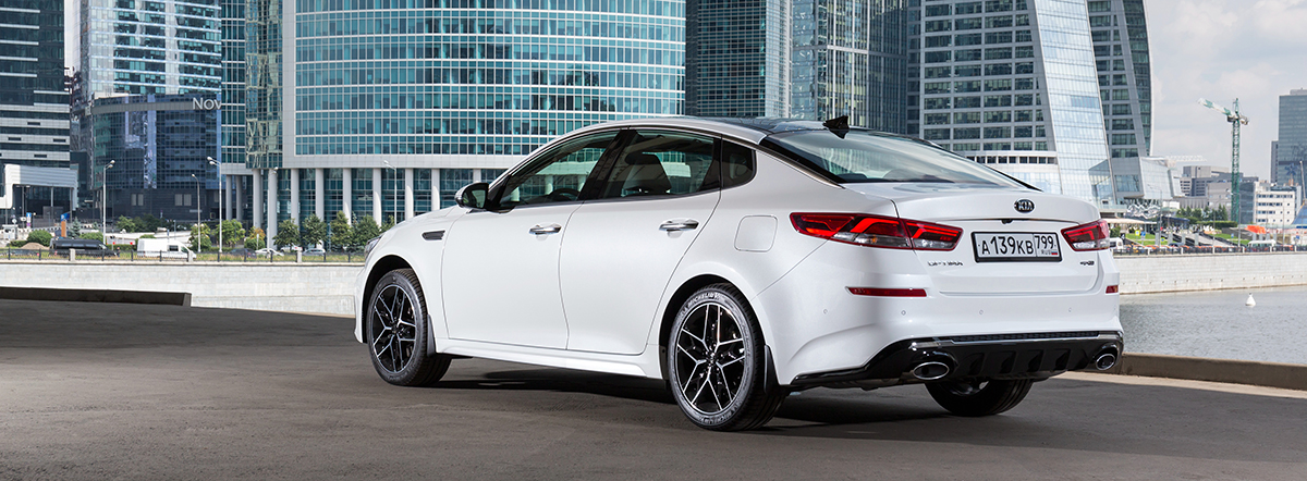 Kia Optima 2.4 GDI 6AT