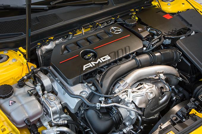 Mercedes-AMG A35 4Matic: Игрушка для мальчиков. И девочек тоже