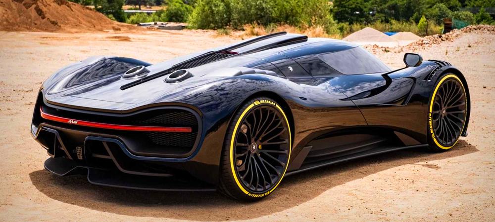 Бывший шеф Lotus перекроил Chevrolet Corvette