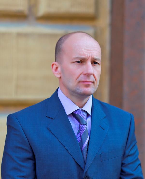 Генеральный директор ОАО «НИС ГЛОНАСС» Федор Бармин