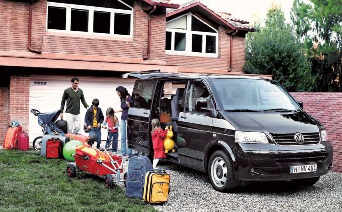 семейный и туристический автомобиль как любой