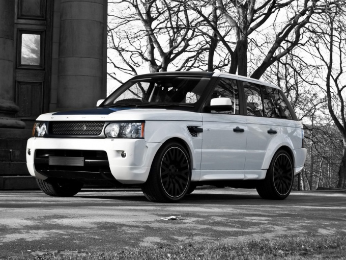Land Rover Range Rover Sport RS600