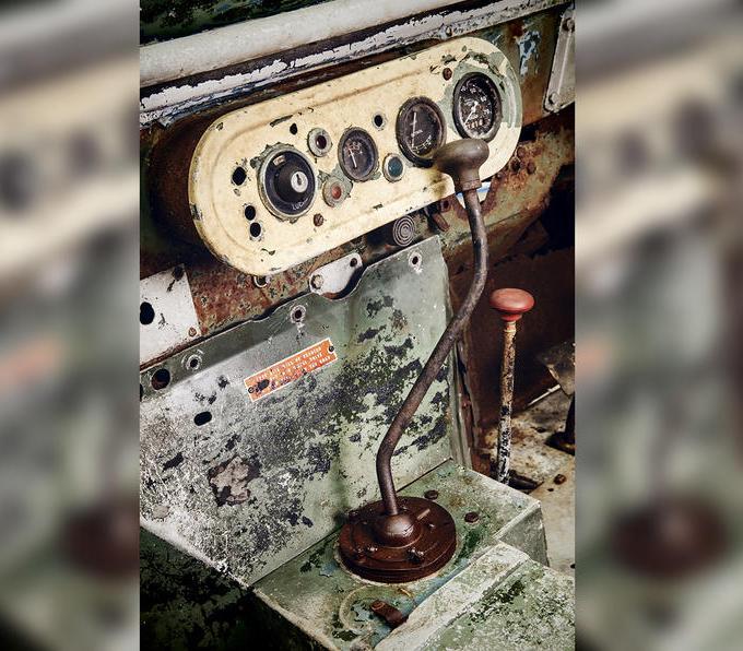 В Великобритании восстановят раритетный Land Rover 1948 года