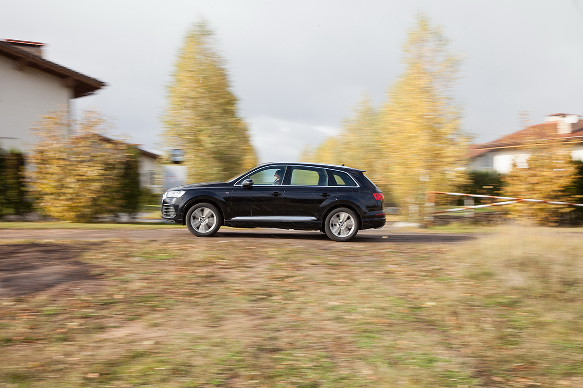 тест-драйв Audi