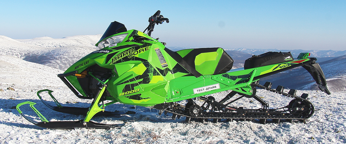 Arctic Cat M 8000 153' Hard Core MC