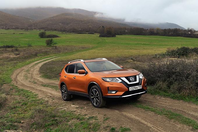 Nissan X-Trail: Установка по требованию