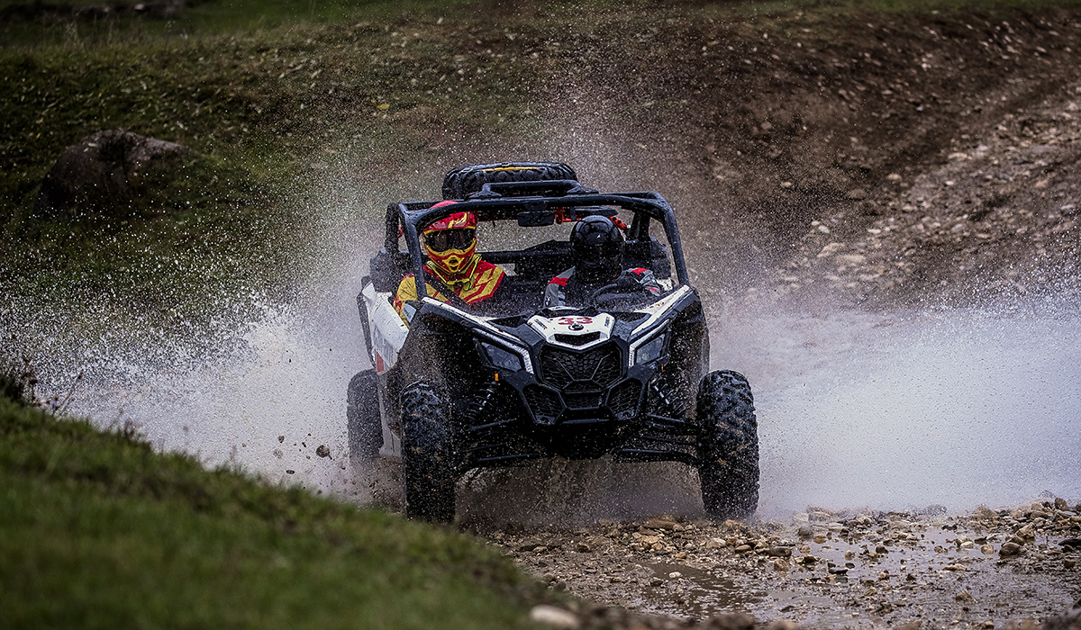 Сan-Am Maverick X3