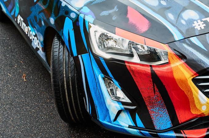 Премьера обновленного поколения Форд Focus перенесена намарт