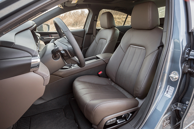 Mazda6: Движение к премиуму