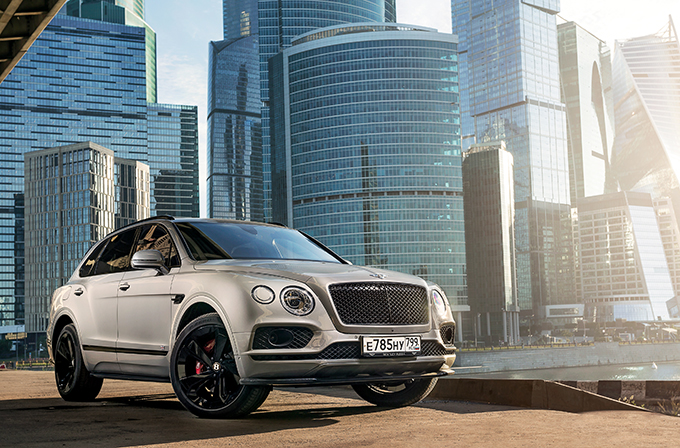 Bentley Bentaiga V8 Diesel