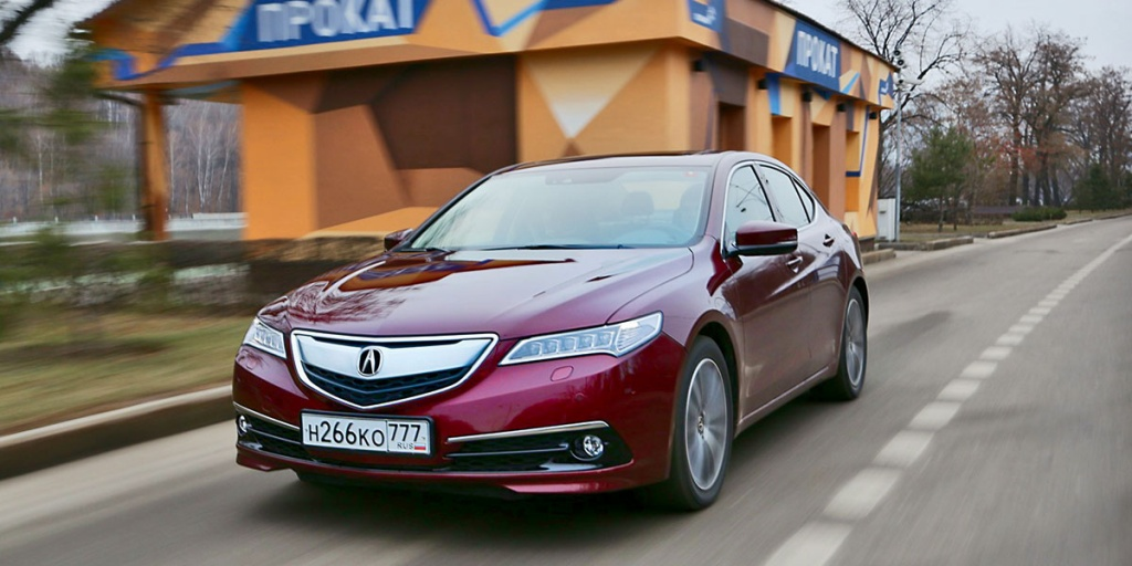 ACURA TLX 3,5 AT AWD ADVANCE
