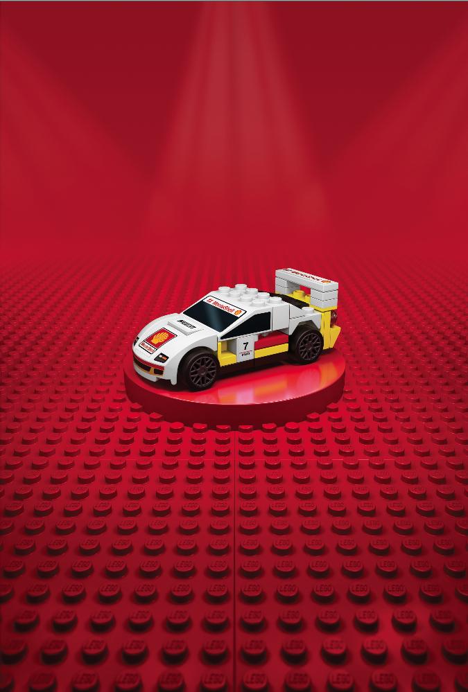 как сделать мини машинки из лего инструкции - фото 9