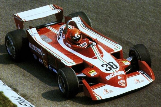 Альфа Ромео возвращают в«Формулу-1»