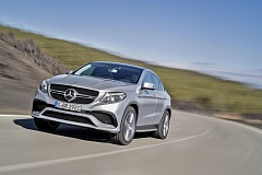 Mercedes-AMG GLE 63 Coupe 2015