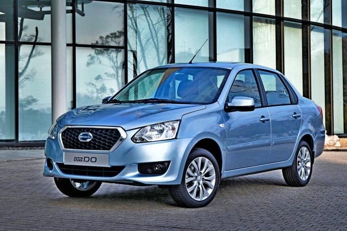Продажи Datsun в России в I квартале снизились на 53%