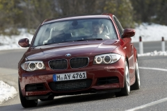 BMW 1-Series Coupe & Convertible