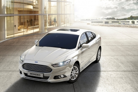 Ford Mondeo: А железо - толще