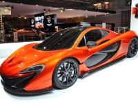Париж-2012: McLaren P1