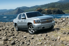 Chevrolet Avalanche сократили