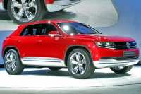 ММАС-2012: Volkswagen Cross Coupe