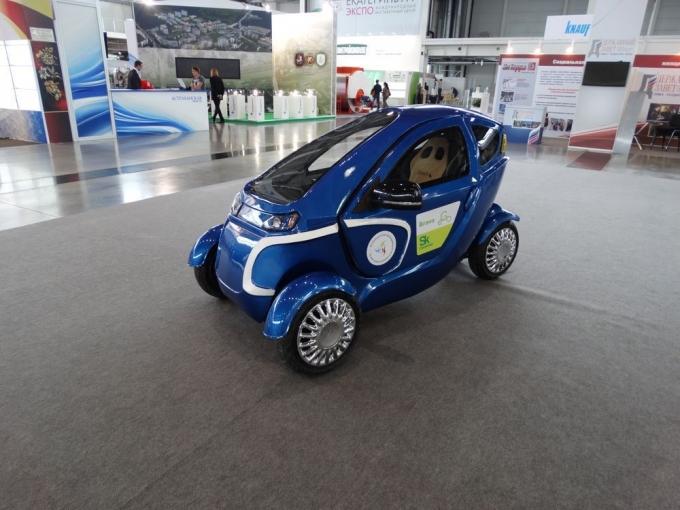 В России готовят собственный электромобиль