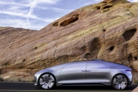 Mercedes F015 Luxury in Motion Concept: Benz Самобеглый