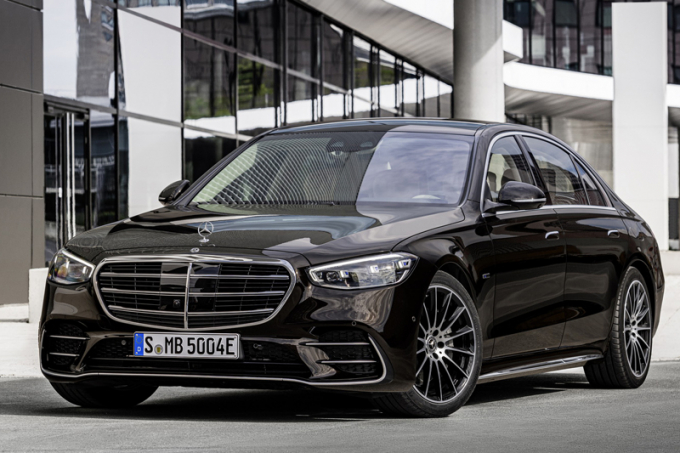 Появились подробности о самом мощном Mercedes-Benz S-Class нового поколения