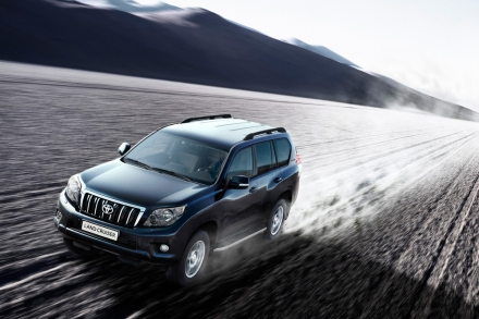Land Cruiser Prado отзывают