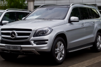 MERCEDES-BENZ GL500, отзыв автовладельца: Вахтанг Кольцов