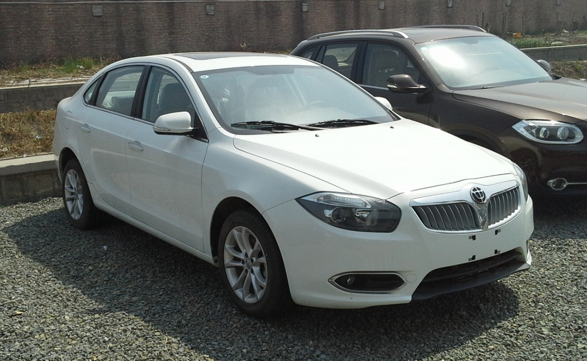 Brilliance H530, отзыв автовладельца: Виктор Андреев