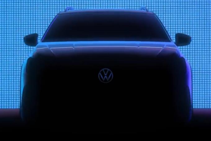 Volkswagen раскрыл внешность бюджетного кроссовера Nivus