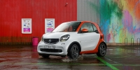 Тест-драйв smart ForTwo Coupe new: Особь