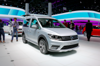 Volkswagen представил Caddy Alltrack