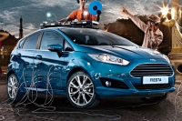Ford Fiesta догнала старших