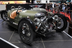 Женева-2011: Morgan 3-Wheeler